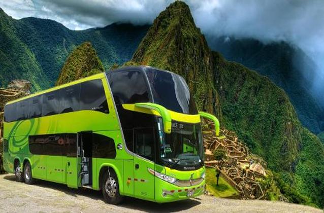 Machu Picchu Bus Round Trip