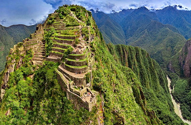 Huaynapicchu Ticket 7 Uhr + Machu Picchu
