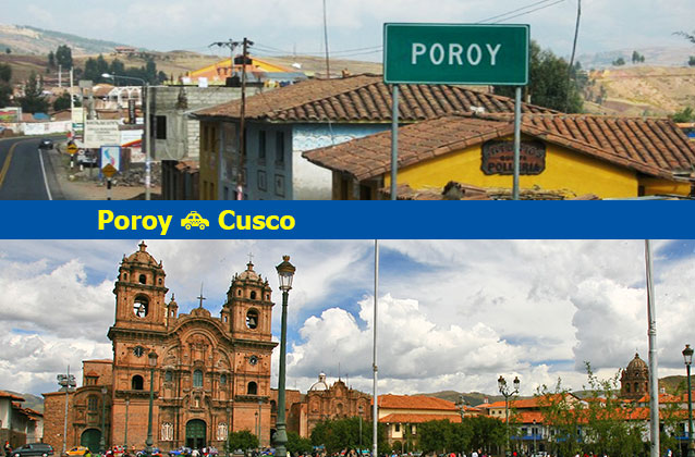 Poroy to Cusco Transportation